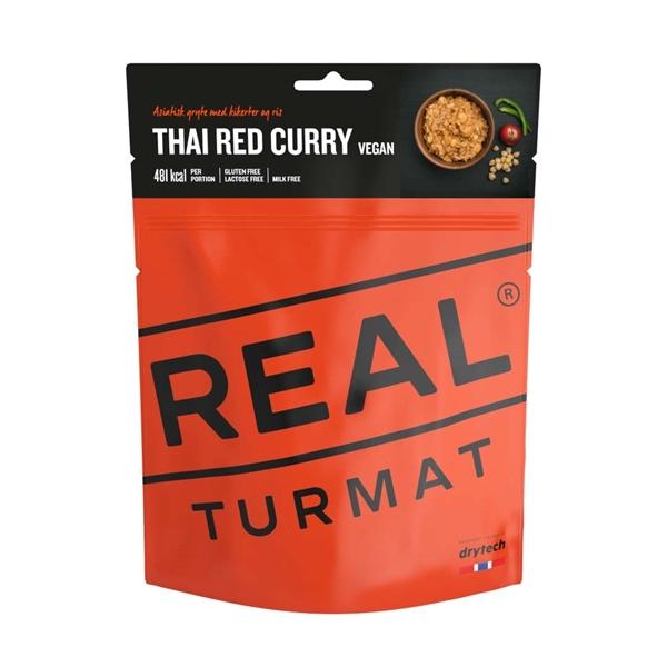 Bilde av REAL TURMAT Thai Red Curry (VEGAN)