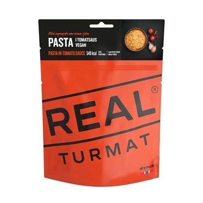 Bilde av REAL TURMAT Pasta i Tomatsaus (VEGAN)