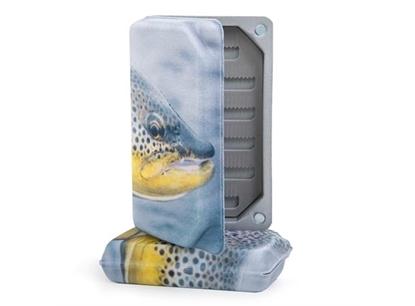Bilde av GUIDELINE Trout Slit Foam Fly Box S
