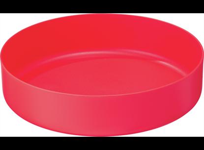 Bilde av MSR Deepdish Plate Small Red