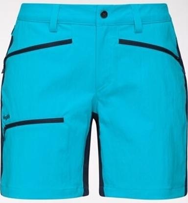 Bilde av HAGLÖFS Women's Rugged Flex Shorts Maui Blue/Tarn Blue