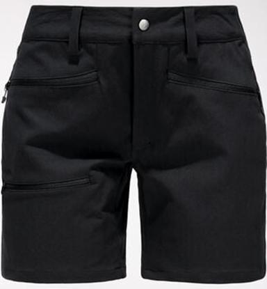 Bilde av HAGLÖFS Women's Rugged Flex Shorts True Black Solid