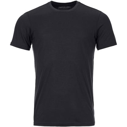 Bilde av ORTOVOX Men's Cool Tec Clean T-Shirt Black Raven