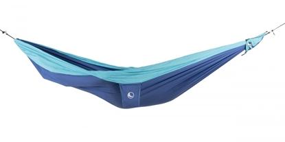 Bilde av TICKET TO THE MOON King Size Hammock Royal Blue/Turquoise