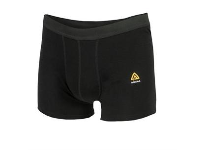 Bilde av ACLIMA Men's Warmwool Boxer Shorts Jet Black