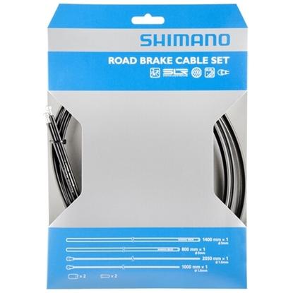 Bilde av SHIMANO Road Brake Cable Set