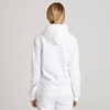 Bilde av ROSSIGNOL Women's Logo Sweat FZ Hood FL White