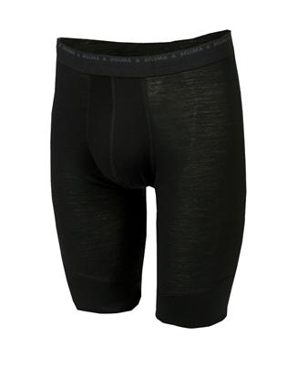 Bilde av ACLIMA Men's Lightwool Shorts Jet Black