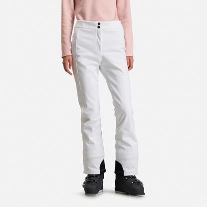 Bilde av ROSSIGNOL Women's Softshell Flat Pant White