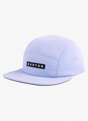 Bilde av BURTON Crown Weatherproof Five-Panel Camp Hat Foxglove Violet